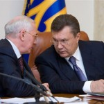 azarov and yanukovich